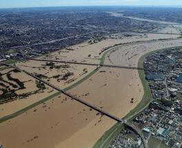 Как выглядит разрушенная Япония после тайфуна Хагибис