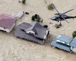 Тайфун Хагибис: более 30 человек погибли в результате мощного шторма