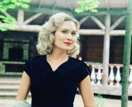 Первая роль Марии Машковой: актриса поделилась архивным видео