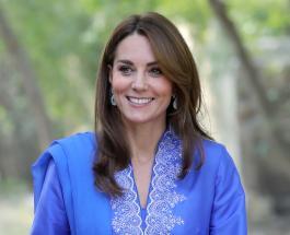 Сальвар-камизы Кейт Миддлтон: фото герцогини в национальных нарядах Пакистана