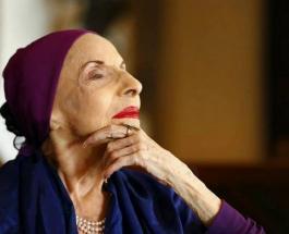 Легендарная балерина Алисия Алонсо скончалась в возрасте 98 лет