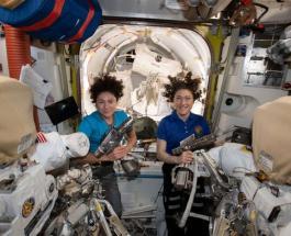 Исторический момент: НАСА отправило женский экипаж в космос