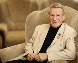 Иван Краско наладил личную жизнь: 89-летний актер появился в компании бывшей супруги