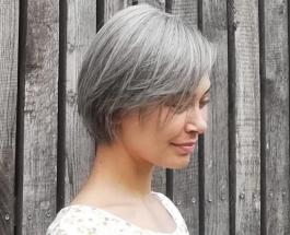 Седовласые красавицы: женщины старше 27 лет демонстрируют роскошь серебряных локон