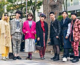 Уличная мода Японии весна 2020: лучшие образы Недели моды в Токио