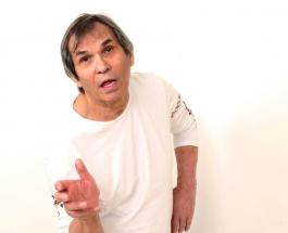 Бари Алибасов прямо на сцене обрезал брюки артисту и преподал урок стиля