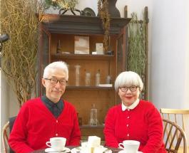 Самые стильные старички: пара из Японии восхищает мир одинаковыми нарядами