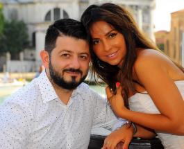 Виктория Галустян встала на колено перед мужем: неординарное поздравление с днем рождения