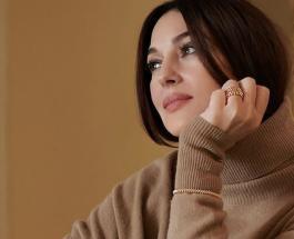 Естественная красота Моники Беллуччи: 55-летняя актриса показала как выглядела в юности