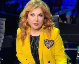 """Марина Федункив """"психанула"""" и стала платиновой блондинкой – стильная звезда Камеди вумен"""