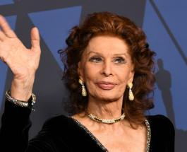 Самые красивые и знаменитые звезды на церемонии Governors Awards - от Софи Лорен до Джей Ло