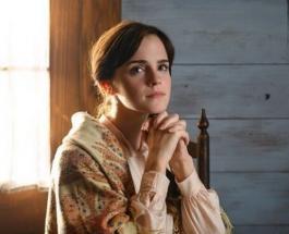 """Эмма Уотсон в образе Мэг - новый постер к долгожданному фильму """"Маленькие женщины"""""""