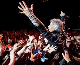 Джон Бон Джови спел на патриотическую тематику: рокер анонсировал выход новой песни