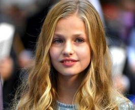 Дочери короля Испании исполнилось 14 лет: фото очаровательной Принцессы Леонор