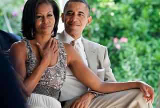 Годовщина свадьбы Мишель и Барака Обамы: экс-президент США поблагодарил жену за счастье