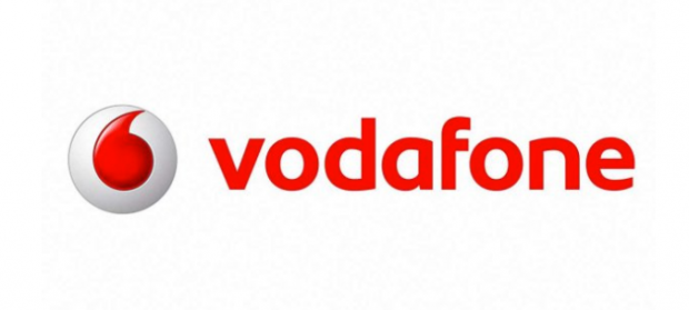логотип vodafone
