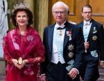 Король и королева Швеции