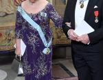 Принцесса Кристина с мужем