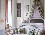 Одна из спален Бадминтон-хаус