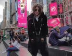 Жанна Бадоева в Нью-Йорке