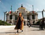 Жанна Бадоева в Мексике