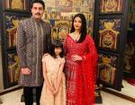 Счастливая семья Рай Баччан