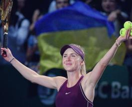 Элина Свитолина взяла второе место на теннисном турнире WTA
