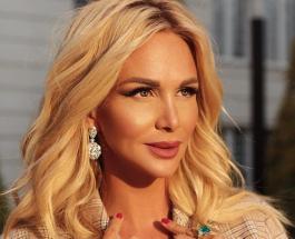 Виктория Лопырева поздравила певицу Нюшу с важной датой – дочке звезды исполнился годик