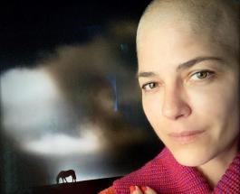 Сельма Блэр показала отросшие волосы: актриса продолжает борьбу с серьезной болезнью