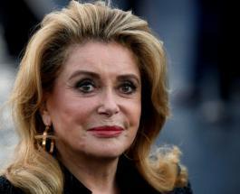 76-летняя французская кинозвезда Катрин Денёв госпитализирована с инсультом