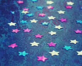 Маникюр со звездами: самые оригинальные идеи модного нейл-арта