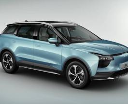 Первый на европейском рынке китайский электромобиль Aiways U5 начнут продавать в 2020 году