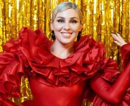 MARUV получила премию в номинации «Певица года-2019» и назвала себя самой гламурной