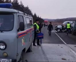 Тройное ДТП в Забайкалье унесло жизни семи человек