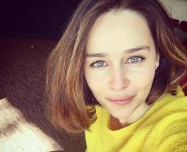 """Эмилия Кларк украсила обложку модного журнала: красивые фото звезды """"Игры престолов"""""""