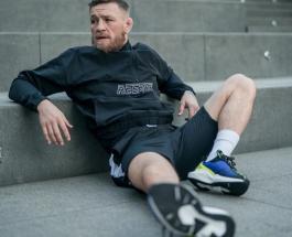 Дети Конора Макгрегора в октагоне: боец растит сына спортсменом