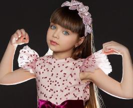 Мама самой красивой девочки - Насти Князевой задумалась о рождении третьего ребенка