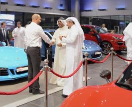 15 самых редких суперкаров на открывающемся аукционе в столице Саудовской Аравии