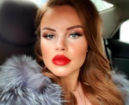 Лицо Олеси Малибу до и после косметических процедур: модель стремится стать еще красивее