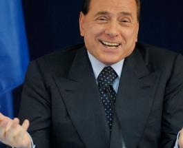 Сильвио Берлускони госпитализирован: политик получил травму делая селфи с поклонниками