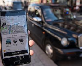 Такси Uber запрещают работать в Лондоне: власти города отказались продлить лицензию