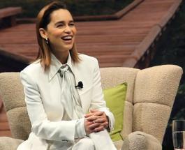 Эмилия Кларк встретилась с Бараком Обамой: «мать драконов» восхищается экс-президентом США