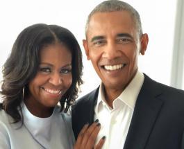 Дочери Барака Обамы - роскошные красавицы: новое фото семьи экс-президента США
