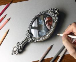 Рисунки итальянца Марчелло Баренги – настоящие оптические иллюзии