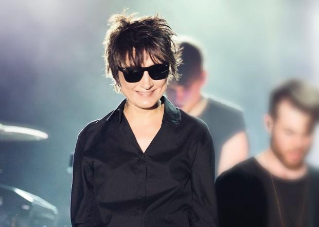 Земфира представила две новые песни в Дубае