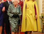 Прием в Букингемском дворце декабрь 2019