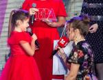 Маргарита Шор беседует с прессой