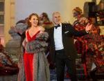 Джанабаева и Меладзе очень яркая пара