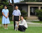 Нарухито, Масако и Айко