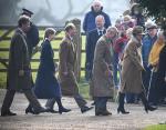 Муж Принцессы Анны, Леди Луиза, Принц Эдвард, Принц Чарльз и Принцесса Анна